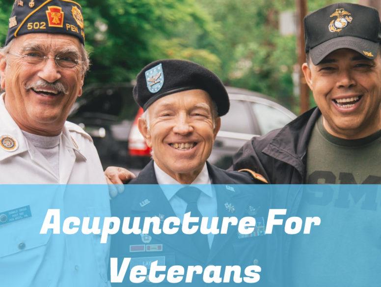 Acupuncture for Veterans